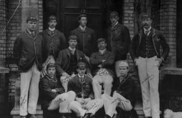 Oxford University Boat Club, 1891