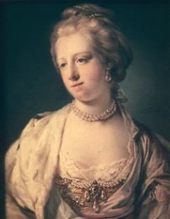 Queen Caroline Mathilde of Denmark