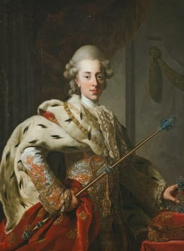 King Christian VII of Denmark