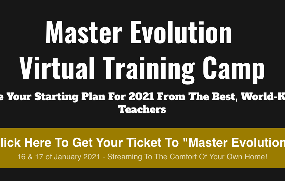 Master Evolution Virtual Training Camp