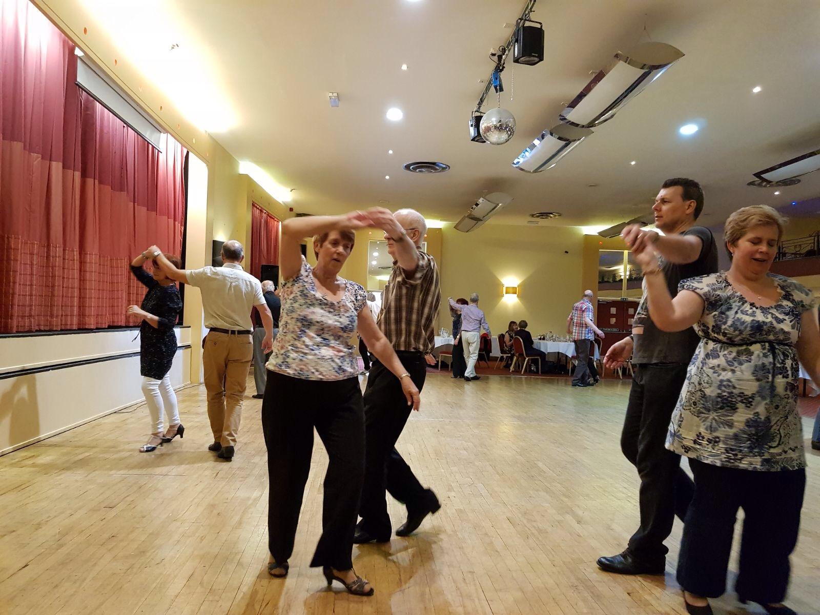 Ballroom dancing lessons cardiff
