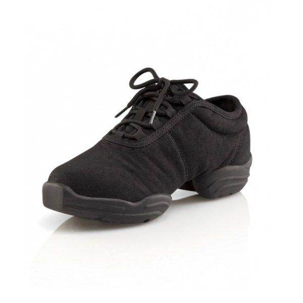 Capezio Child' Canvas Dansneaker - Black