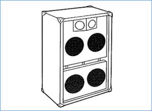 PA Systems, sound systems, speaker boxes, live Sound