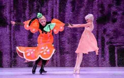 Εντυπώσεις από την διασκεδαστική Σταχτοπούτα του Ρενάτο Τζανέλλα, με το Μπαλέτο της Εθνικής Λυρικής Σκηνής (Xρήστος Πουγκιάλης)