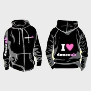 Girls Dance UK Hoodie