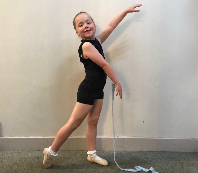 Dance UK Dancer