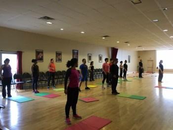 BallroomFit Recovery Class @ Dance With Us Ottawa | Ottawa | Ontario | Canada