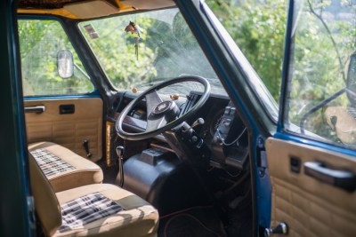 The comfy cab