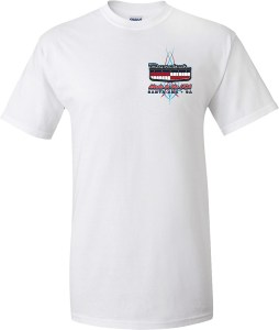 MENS WHITE TEE FRONT