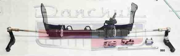 Danchuk UniSteer Rack & Pinion Install - 060