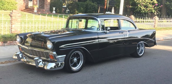 Swanson-1956-Black-Sedan