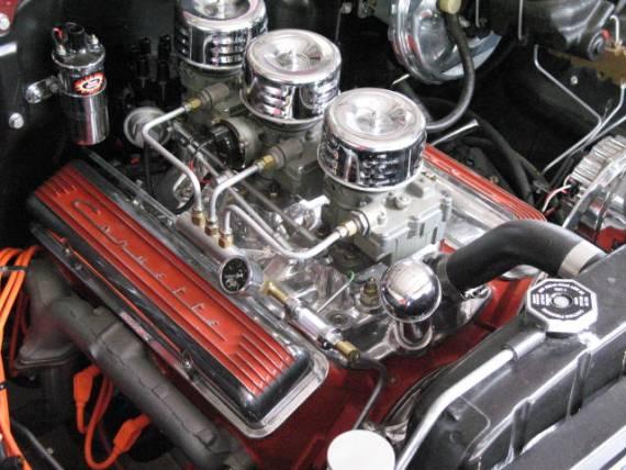 55-Bel-Air-engine
