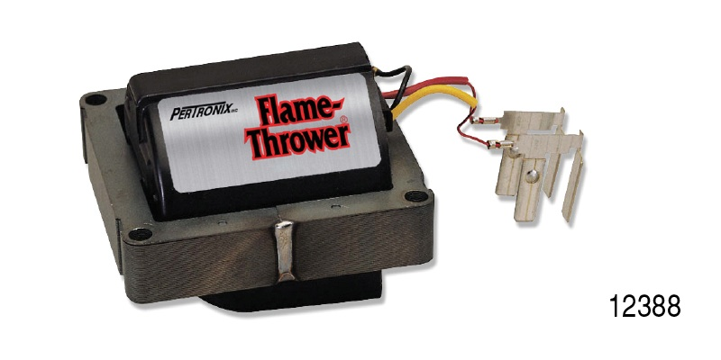 pertronix chevy flame-thrower 50k volt ignition coil, replacement