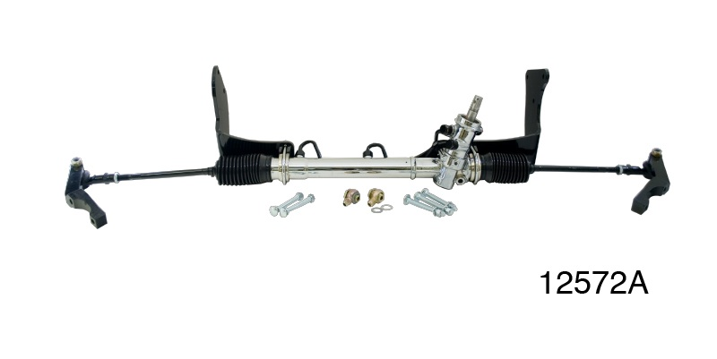 Unisteer 1955-1957 Chevy Rack and Pinion Power Steering