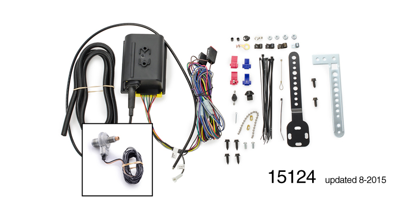 Dakota Digital Chevy Cruise Control Kit for Cable Driven
