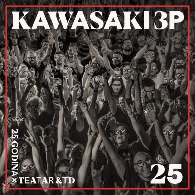 Kawasaki 3p objavili '25 godina x Teatra &TD' live CD i DVD