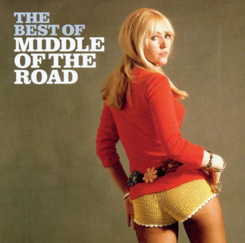 MIDDLE OF THE ROAD - BEST OF CD