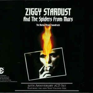 BOWIE DAVID - ZIGGY STARDUST...SOUNDTRACK