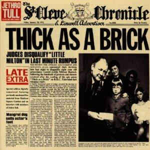 JETHRO TULL - THICK AS A BRICK '99