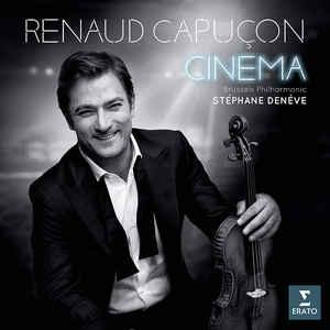 CAPUCON RENAUD - CINEMA...CD
