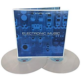 V.A. - ELECTRONIC MUSIC...IT STARTED HERE...LP2