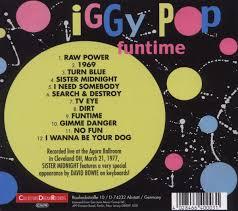 IGGY POP & BOWIE DAVID - FUNTIME