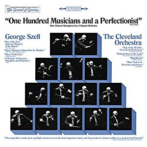SZELL/CLEVLEND ORCHESTAR - ONE HUNDRED MUSICIANS