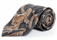 Western And Rodeo Print Neckties | Western Bow Ties ...