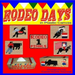 Free Plastic Canvas Western Rodeo Patterns DANCING
