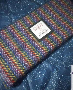 Colour spectrum pencil case