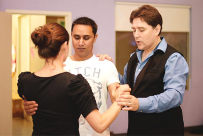 personal one on one dance lessons
