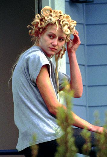 Celebrities Ally Mc Beals Portia DeRossi