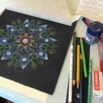 Art in the Round Mandala