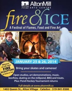Fire and Ice 2014