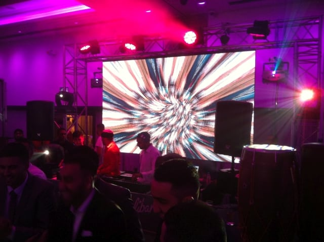 INDOOR LED VIDEO WALL Hire London  LED Video Wall Screen Hire