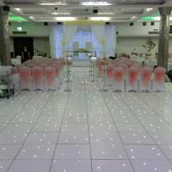 Wedding Chair Covers Reddit Kids Bungee Kervan Banqueting Led Dancefloor   Dancing On Stars