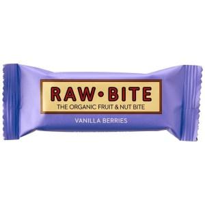 Rawbite Vanilla Berries
