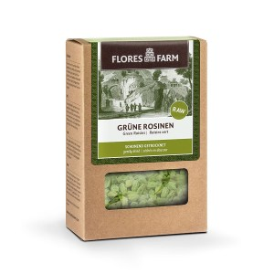 Flores Farm Grüne Rosinen