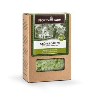 Flores Farm Grüne Rosinen