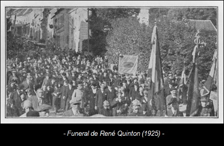 Quinton funeral