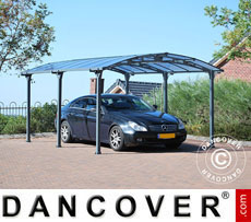 Carports/ Patio Cover 3x4.25 m, White