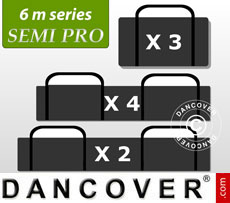 Carry bag package, marquee 6 m. series SEMI PRO