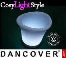 Event furniture: LED Ice bucket