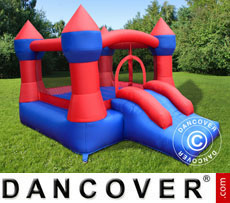 Bouncy Castle 3.3x2.3x2 m Blue/Red