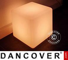 LED Cube Light, 50x50cm, multifunction, multicolour