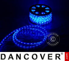 Rope light, 25m LED, Ø 1.2 cm, Multifunction, blue