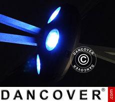 Parasol light Cleo, 24 LED