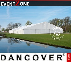 Professional Marquee 20x20 m