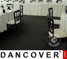Carpet 2.5x12m dark grey