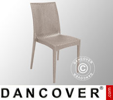 Chair, Rattan Bistrot, Jute, 6 pcs.